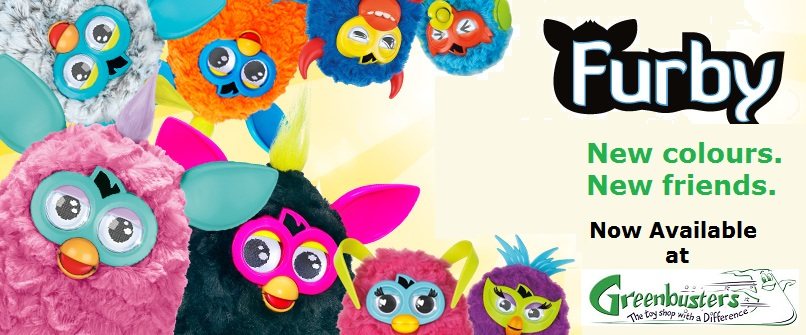 FURBYS NOW AVAILABLE